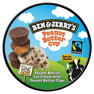 Ben & Jerry's Peanut Butter Cup Arašídová zmrzlina 150ml