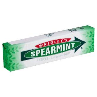 Wrigley's Spearmint žvýkačka s mátovou příchutí 13g