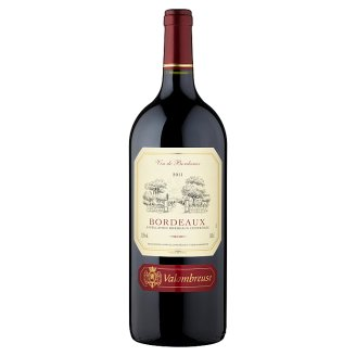 Valombreuse Bordeaux Rouge French Red Wine 75cl