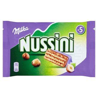 Milka Nussini 5 x 31,5g