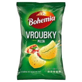 Bohemia Vroubky s příchutí pizza 130g
