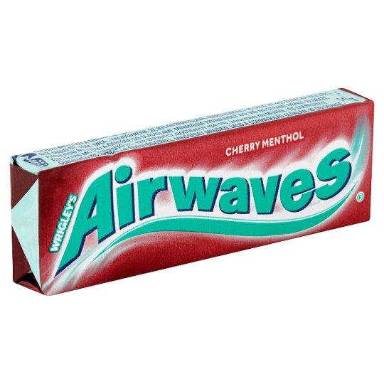 Wrigley's Airwaves Cherry Menthol 10 ks 14g