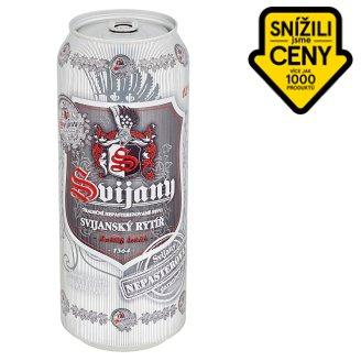 Svijany Svijanský rytíř pivo světlý ležák 0,5l