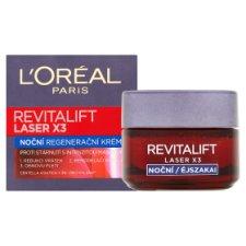 image 2 of L'Oréal Paris RevitaLift Laser X3 Regenerating Night Wrinkle Cream 50ml