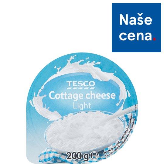 Tesco Cottage Cheese Light 200g