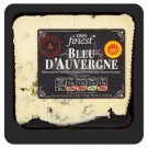Tesco Finest Bleu d'Auvergne Full Fat Semisoft Cheese 150g