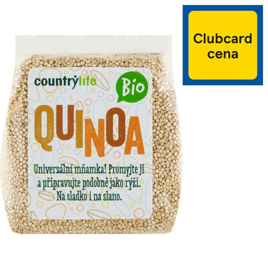 Country Life Bio quinoa 250g