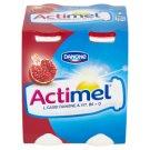 Danone Actimel Jogurtové mléko s granátovým jablkem 4 x 100g