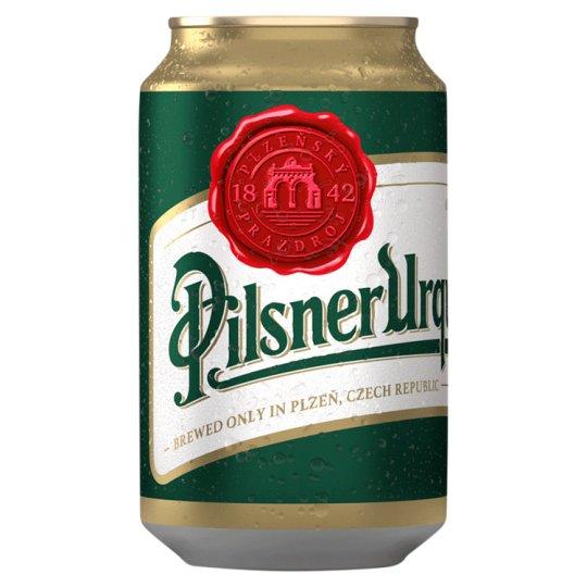 Pilsner Urquell Lager Beer 330ml