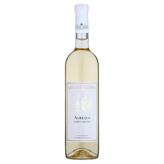 Château Valtice Aurelius výběr z hroznů víno s přívlastkem polosuché 0,75l
