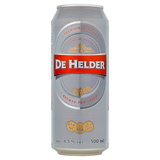 De Helder Light Draft Beer 500ml