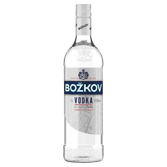 Božkov Vodka 1L