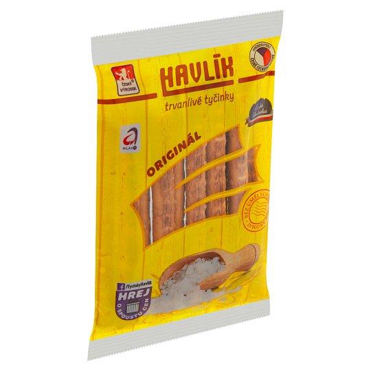 Havlík Original Long Shelf Life Salt Sticks with Cheese 90g