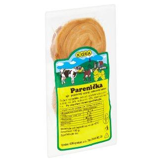 Kora Parenička polotvrdý sýr - uzený 100g