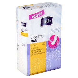 Bella Control Lady Mini Urological Pads 20 pcs