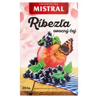 Mistral Ovocný čaj s černým rybízem 20 x 2g