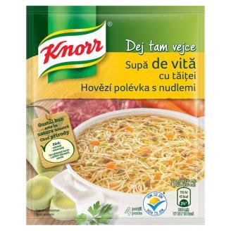 Knorr Dej Tam Vejce Hovězí polévka s nudlemi 59g