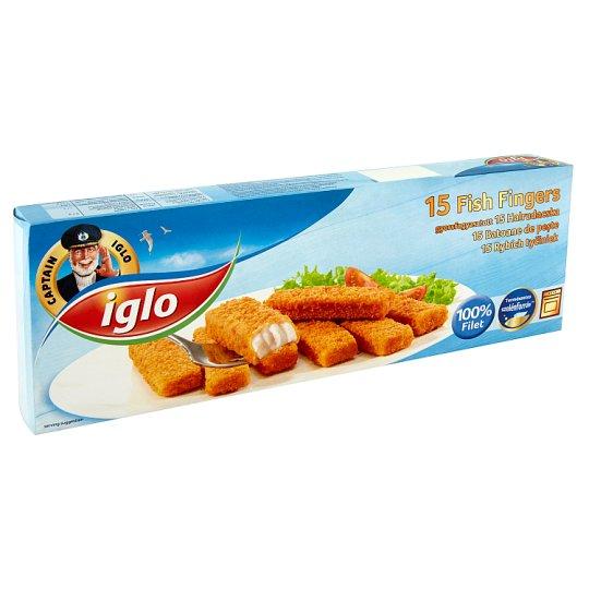Iglo Fish Fingers 15 pcs 420g