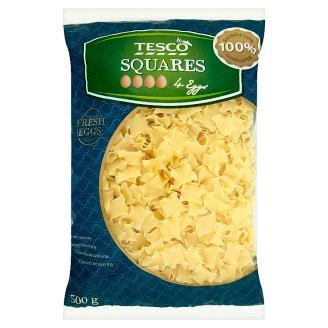 Tesco Squares vaječné těstoviny 500g