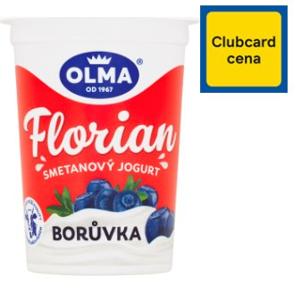 Olma Florian Creamy Yogurt Temptation Blueberry 150g