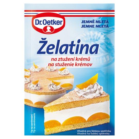 Dr. Oetker Gelatine for Stiffening Cream 20g