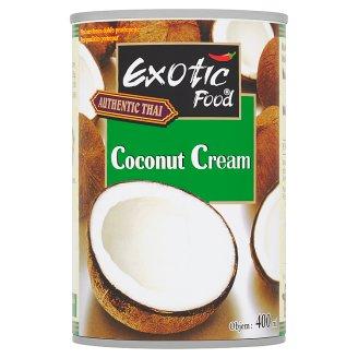 Exotic Food Authentic Thai Coconut Cream 400ml