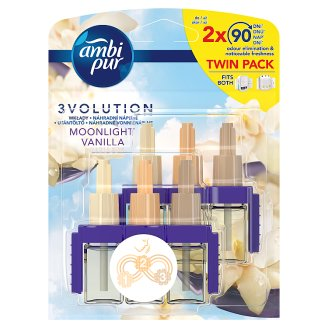 Ambi Pur 3VolutionMoonlight Vanilla Náplň Do Osvěžovače 40ml