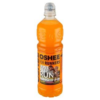Oshee For Runners izotonický nesycený nápoj s pomerančovou příchutí 0,75l