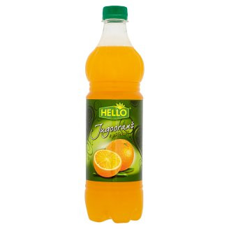 Hello Flavoured with Jugooranž 0.7L