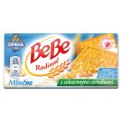 Opavia BeBe Rodinné Milk Biscuits with Whole Grain Cereals 130g