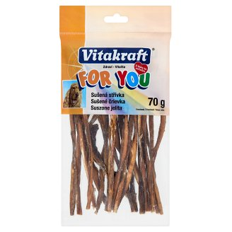 Vitakraft For You sušená střívka 70g