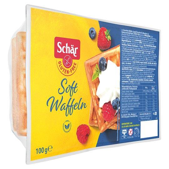 Schär Soft Waffeln Fine Pastry without Gluten 100g