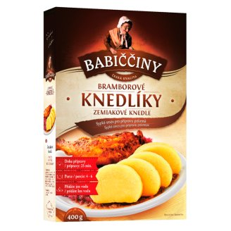 Druid Babiččiny Potato Dumplings 400g