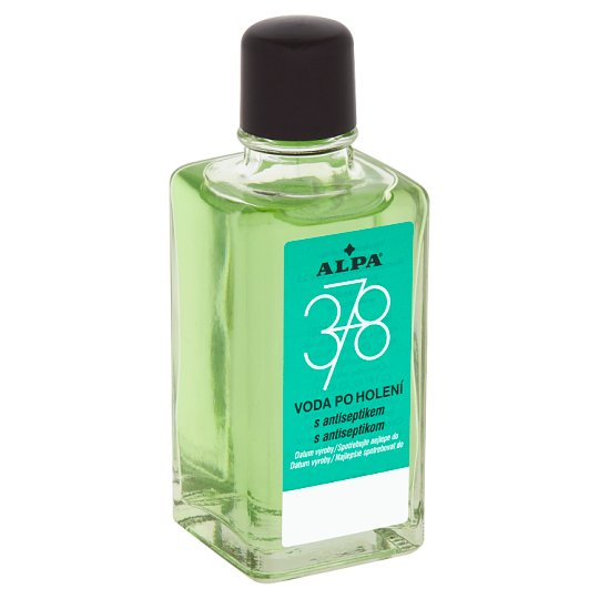 Alpa 378 Aftershave with Antiseptic 50ml