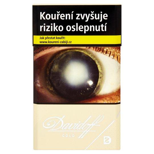 Davidoff Gold cigarety s filtrem 20 ks