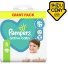Pampers Active Baby Velikost 6, 56 Plenek, 13-18kg