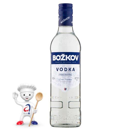 Božkov Vodka 0.5L
