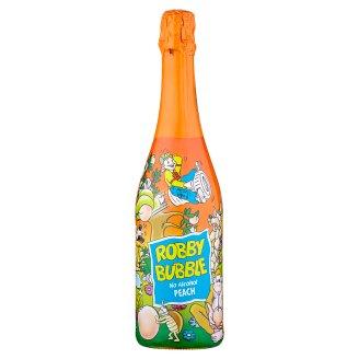 Robby Bubble Peach nealkoholický nápoj ochucený 0,75l