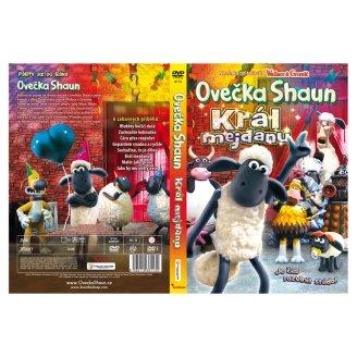 DVD Ovečka Shaun: Král mejdanů