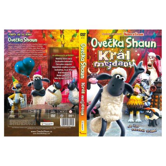 DVD Shaun the Sheep: King of Parties
