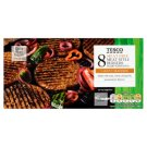 Tesco Meat Free Burgers 8 pcs