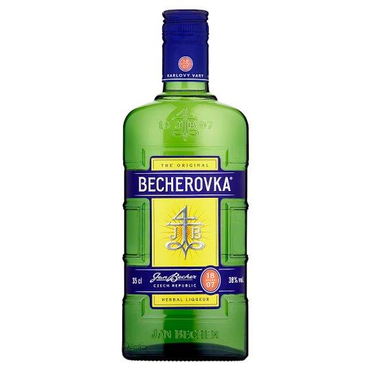 Becherovka Original Herbal Liqueur 35cl