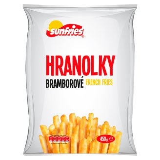 Sunfries French Fries 450g
