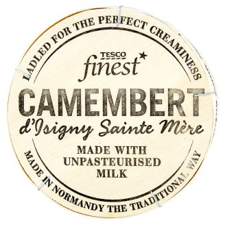 Tesco Finest Camembert 250g