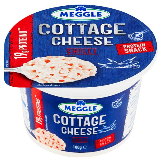 Meggle Cottage Cheese Chilli 180g