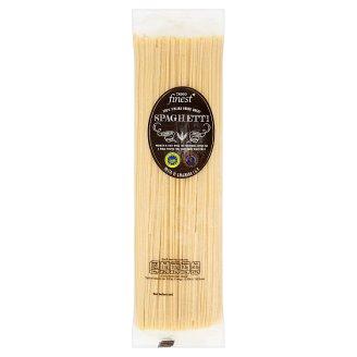 Tesco Finest Špagety semolinové těstoviny 500g