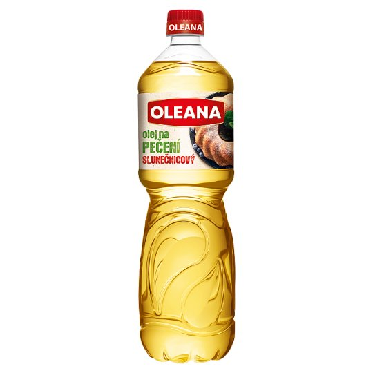 Lukana Sunflower Oil 1L