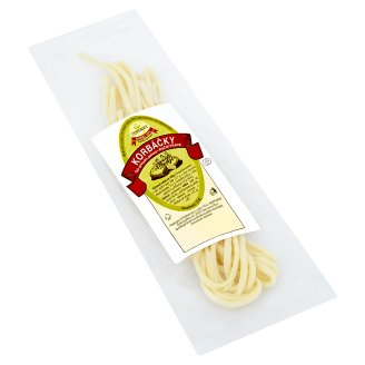 Dobrý Den Korbacky Natural Cheese Steamed Garlic 55g