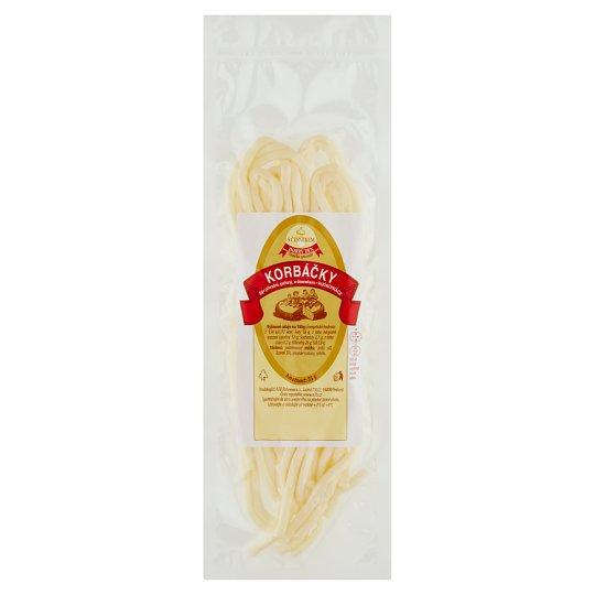 Dobrý Den Korbacky Natural Cheese Steamed Garlic 55g