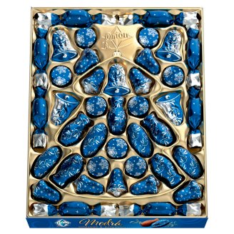 image 2 of ORION Christmas Blue Collection of Milk Chocolate 500g